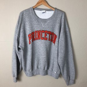 Vintage Princeton Crewneck Sweatshirt